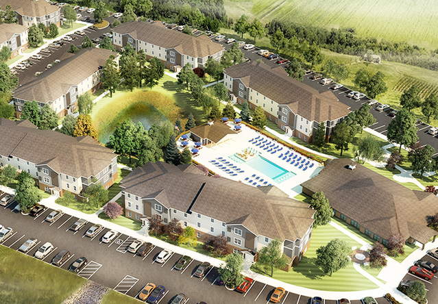 SIUE Housing | The Reserve | nd New | Student Living on